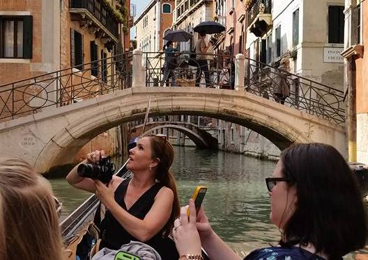 About Postcards andProsecco