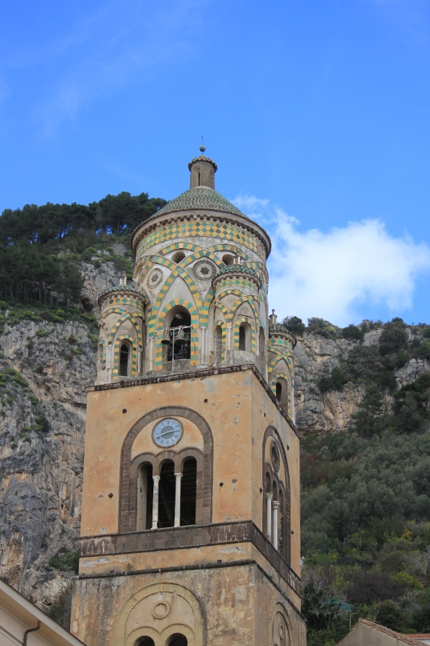 Amalfi Bell Tower