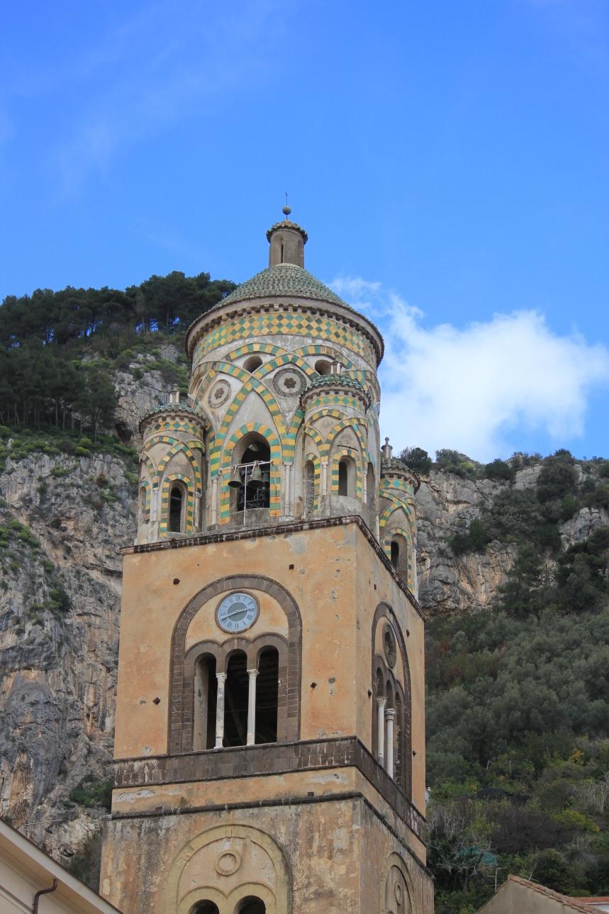 Amalfi Bell Tower
