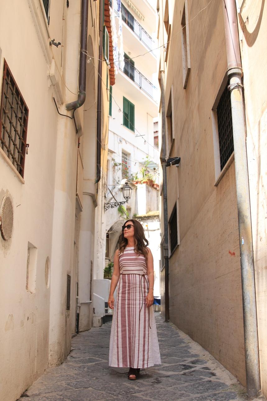 Streets of Amalfi