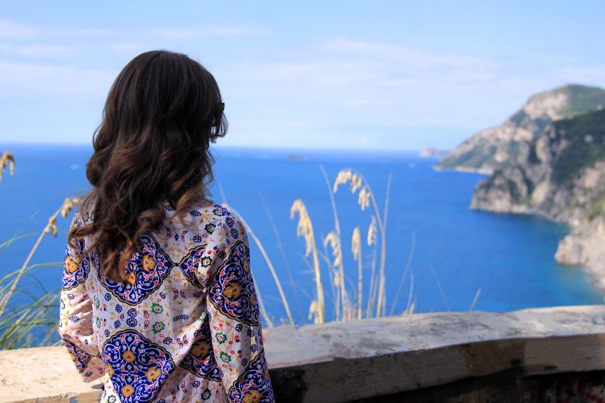 Annmarie and the Amalfi Coast