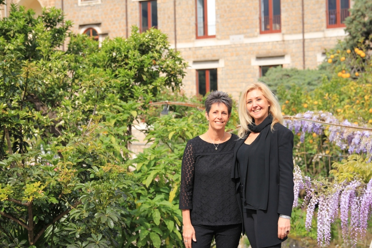 The gardens of Sant'Anna
